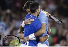JO 2016 : Djokovic-Del Potro, un quart d'heure de folie (vidéo) - Tennis Magazine
