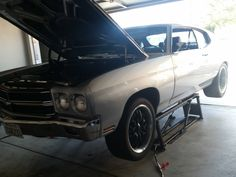 The only oil change I actually look forward to #musclecar #car #cars #mopar #auto