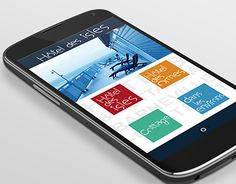 """Check out new work on my @Behance portfolio: """"Application mobile - Hôtel"""" http://be.net/gallery/33129843/Application-mobile-Hotel"""