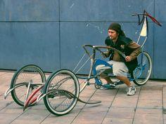 Scenes from the New Belgium Tour de Fat Custom Bicycle Event.