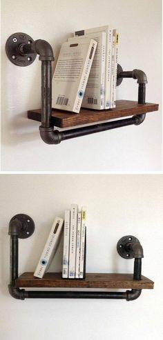 pipe shelves 2