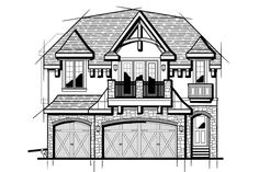 Essex B Home-Style Details EXTERIOR Castle, Exterior, Detail, House Styles, Home, Outdoors, Haus, Forts, Homes