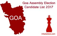 Goa AAP second 2nd candidate List 2017 announced Assembly Election Vidhan Sabha…
