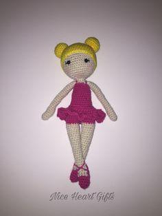 Cute ballerina doll!