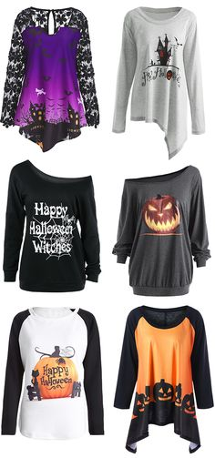 Halloween costumes for women:plus size t shirts