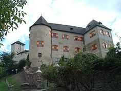 Another view of Lockenhaus. Austria, Bacharach, Holland, Feldkirch, Heart Of Europe, World View, Fortification, Central Europe, Capital City
