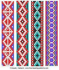 Free Loom Bead Patterns - Bing Images