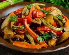 Recette Minceur : Mijoté de légumes anticellulite aux épices et au lait de coco: www.fourchette-et …