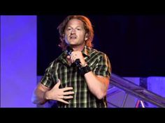 So, today in Language Arts, my teacher randomly decides to show us this..... Tim Hawkins - Have You Eaten?