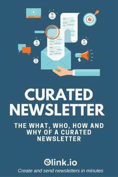 If you don't have time to create content for your newsletter, sending out curated newsletter is a good way to keep your readers engaged Marketing Tactics, Blog Topics, Life Thoughts, Blogger Tips, Fun At Work, Business Entrepreneur, Business Travel, Writing Tips, How To Start A Blog