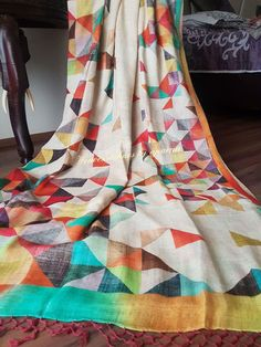 #Prints of #Linen Saree Available on Facebook page- Weaves & hues by aparna. Whatsapp- 09673991965