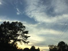 I have an obsession with the sky