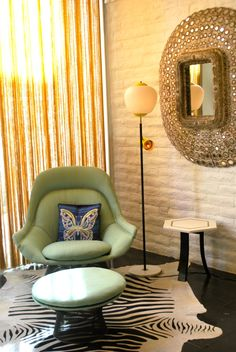 Retro Chic in Palm Springs