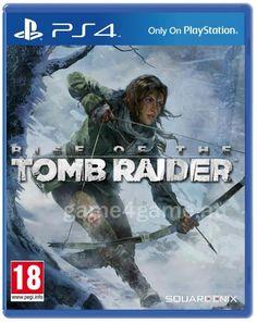 Rise of the Tomb Raider (PS4) I NEED IT AAAAAA