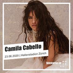 Aaahhhh! Camila Cabello bringt «Havana» nach Zürich. 😍💃 Bist du auch mit dabei?  🎟️ Vorverkaufsstart: 29. November, 10 Uhr
