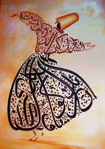 Si tu ne tranches pas le temps, c'est le temps qui te tranchera (Adage Soufi) Folk Art Flowers, Flower Art, Art Arabe, Arabian Art, Creation Art, Arabic Calligraphy Art, Turkish Art, Diy Canvas Art, Belle Photo