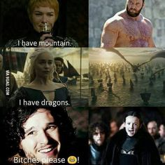 Lyanna motherf*cking Mormont