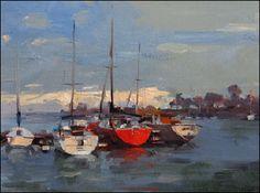 Keller Marina 1 by Qiang Huang