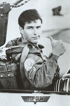 The young Tom Cruise.