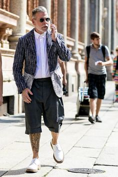 The Best Street Style at Milan Menswear Fashion Week S/S 2016