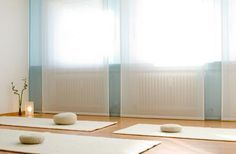 I want a room like this! #yoga #meditation