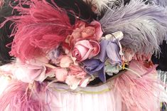 What is it about ostrich feathers that makes me crazy? *winks*