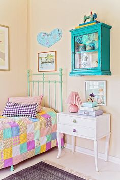 childrens bedroom styled by lotta and lilli Bright Inspiring Interior Styling