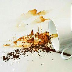 Tolle Kunst von Hasan Kale