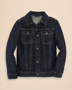 Ralph Lauren Childrenswear Boys' Classic Trucker Jacket - Sizes 8-20 on shopstyle.com