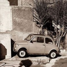 The Legend The one and only 500 Fiat ❤️. #italiansdoitbetter #❤️