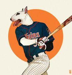 Animali Sportivi disegni