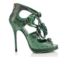 Jimmy Choo Cruise 2015 Vices Collection.