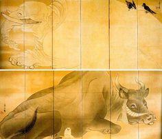 by Nagasawa Rosetsu