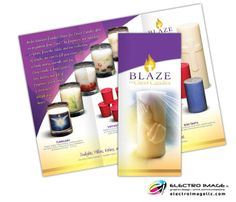 Do you have a brochure that speaks to your ideal client?  If not, let us design one for you...