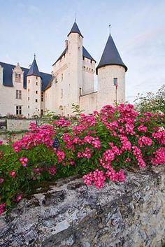 Chateau de Rivau Loire