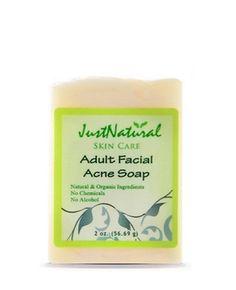 Adult Facial Acne Soap