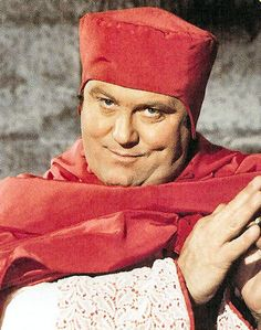 Terry Scott as Wolsey in Carry On Henry British Humor, British Comedy, British Actors, Sidney James, Photography Movies, Strange Photos, People Of Interest, Comedy Films, Cult Movies
