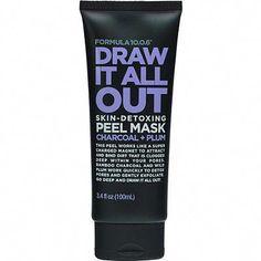 #CharcoalMaskBenefits Skin Detox, Charcoal Mask, Homemade Face Masks, Facial Treatment, Diy Mask, Fashion Face Mask, Mask Design, Skin Care, Money