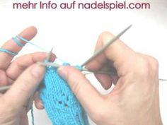 Bumerangferse - leicht gemacht * Teil 1 | Stricken lernen, Häkeln lernen mit eliZZZa * Socken stricken, Stricken Anleitungen,Strickmuster, Häkelmuster, Häkelanleitungen