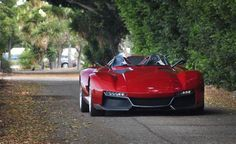 Chris Brown bought the first, we drove the second — the Ariel Atom-based Rezvani Beast.
