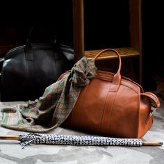 Aiden Duffle by Frank Clegg