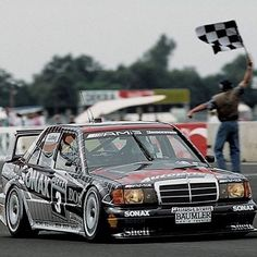 Mercedes-Benz 190E 2.5-16 EVO DTM