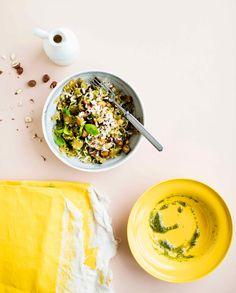 Paahdettu munakoisopasta | Reseptit | Anna.fi