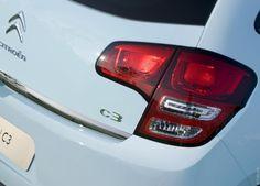 2010 Citroën C3 Arka Aydınlatma Sistemi