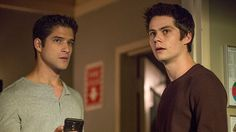 THE ZONE - Teen Wolf S5 - Tyler Posey, Dylan O'Brien and Holland Roden return as Scott, Stiles and Lydia – and are joined this season by returning Colton Haynes (Arrow), a regular in Seasons 1 & 2 – when TEEN WOLF returns for its fifth season in THE ZONE. - So seems that Colton Haynes is back too!?!?! Or what?!