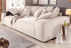 Wohnzimmer otto ~ Big sofa wahlweise mit rgb led beleuchtung big sofas and big