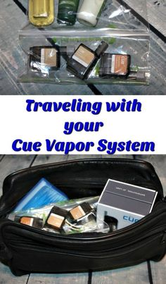 (AD) Hubby has been using Vape systems for over a year now, and we love to travel! See how we travel with our #CueVapor System. He has found #SatisfactionAtLast and is ready to #CueTheNewYear!   #18andover #CollectiveBias #ad
