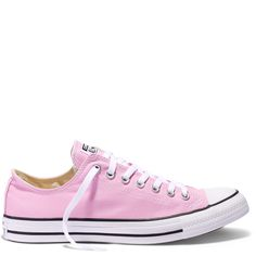 Chuck Taylor All Star Fresh Colour Low Top Icy Pink | Converse Australia