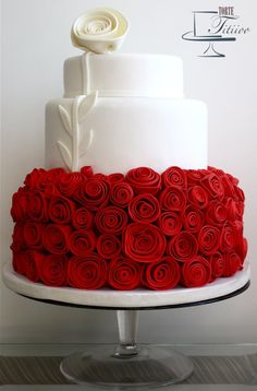 Life is passion - Cake by Torte Titiioo