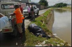 En El Canal Ulises Francisco Espaillat En La Auto. Joaquín Balaguer Encuentran Cuerpo Sin Vida De Una Mujer